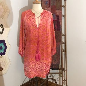Silky Dress/Tunic H&M from Conscious Collection
